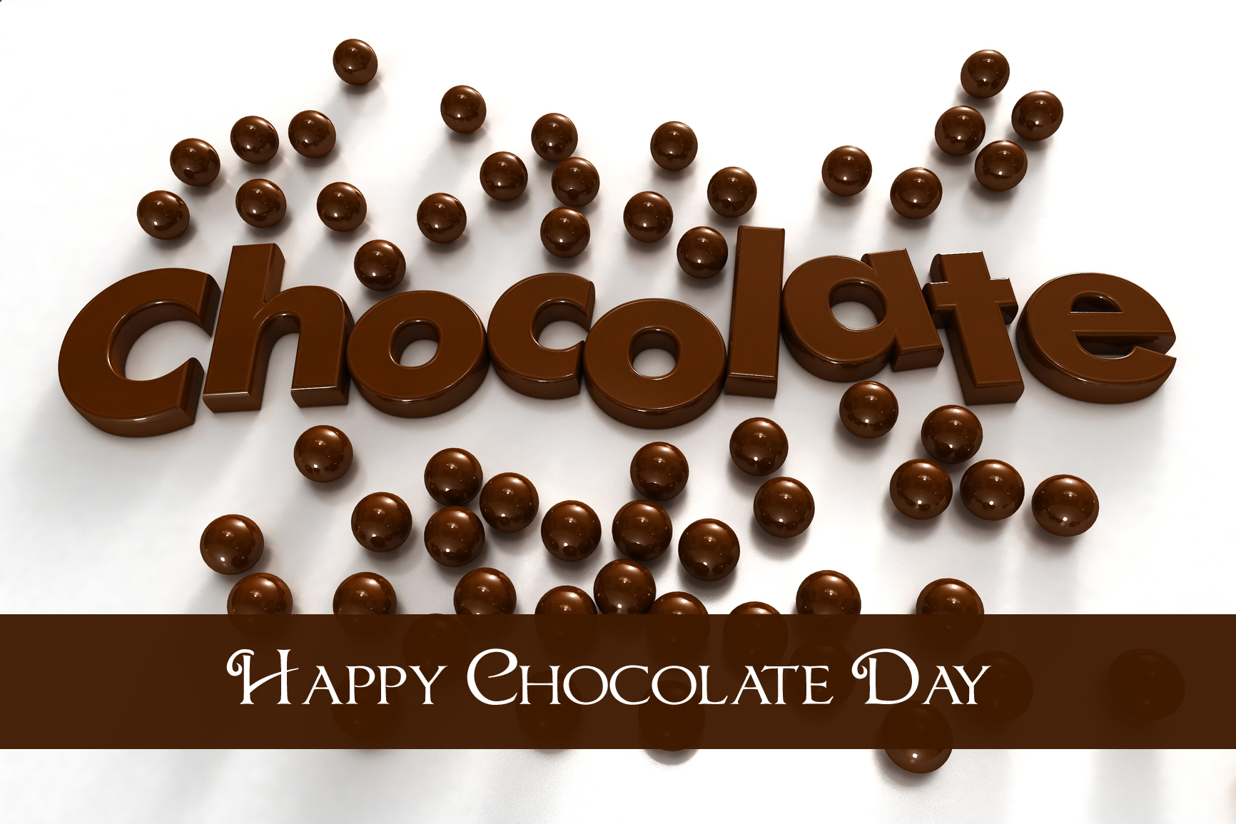 Happy Chocolate Day 2017 HD Image Free Download