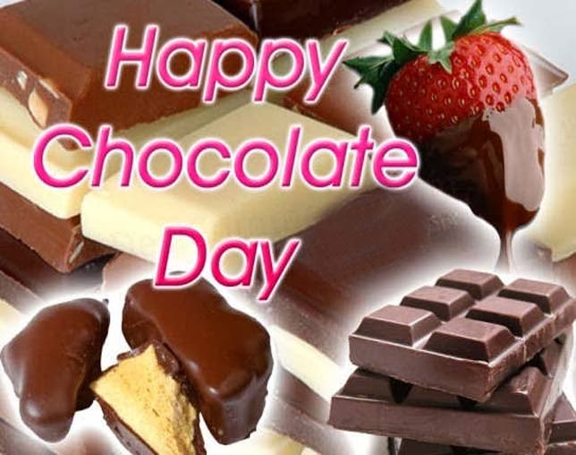 Happy Chocolate Day 2017 Whatsapp Dp