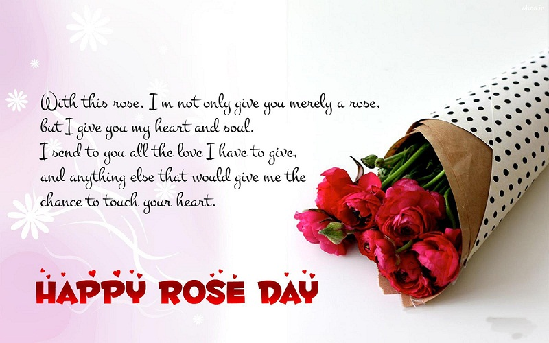 Rose Day 2017 HD Image For Wife & Husband