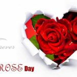 Rose Day 2017 Whatsapp & Facebook Status, Dp, Shayari & Poems