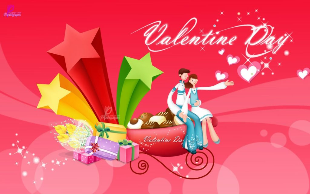 Happy Valentine Day 2017 Picture For Girlfriend & Boyfriend