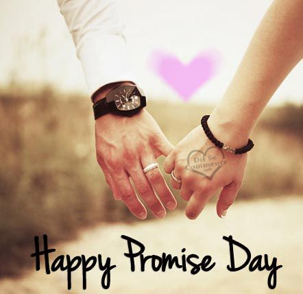 Promise Day 2017 Whatsapp Dp & FB Profile