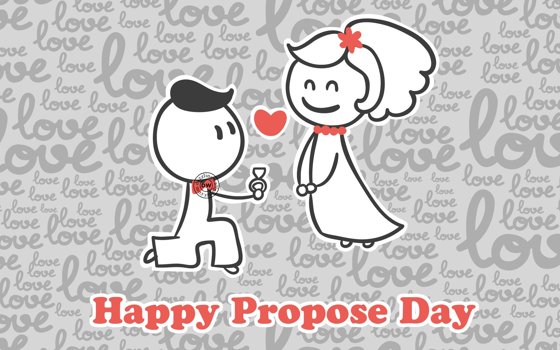 Propose Day 2017 HD Photos For Whatsapp