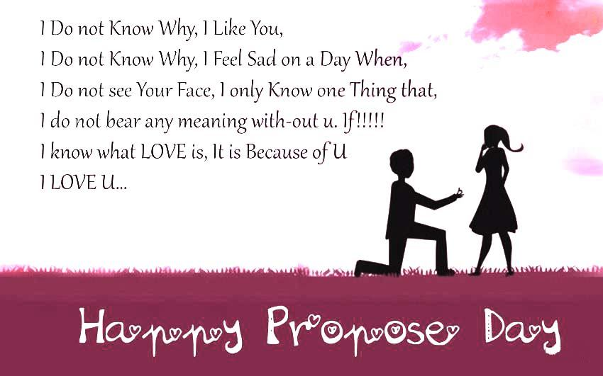 Propose Day 2017 Shayari & Poems For Girlfriend, Boyfriend, Crush & Fiance