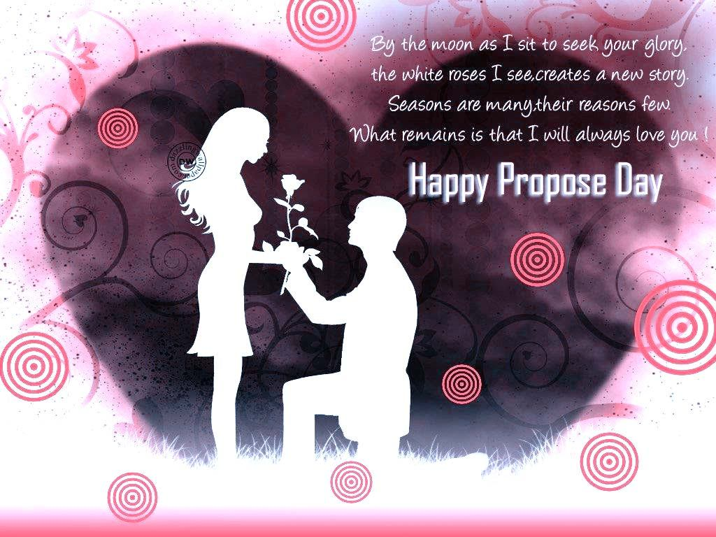 Top 50+ Propose Day 2017 Quotes, Slogans & Sayings For Lover