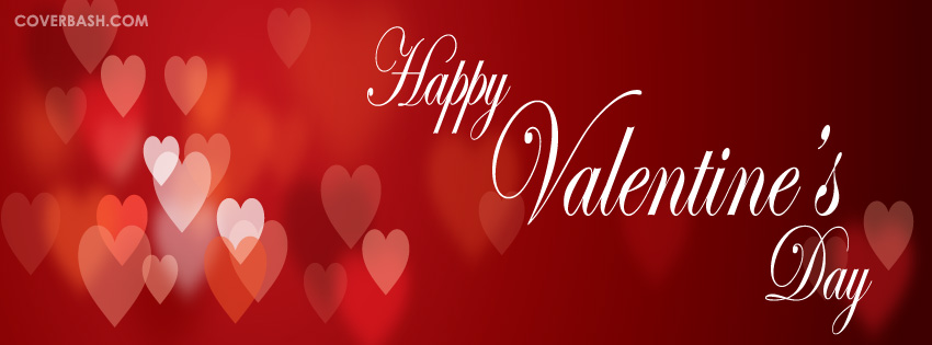 Valentine Day FB Cover Photos