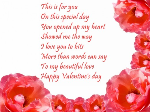 Valentines Day Wishes, Messages, SMS, Quotes, Shayari & Poems 2017