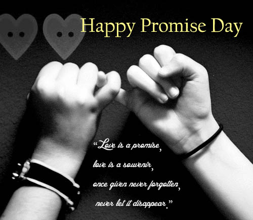 Whatsapp Dp For Promise Day 2017