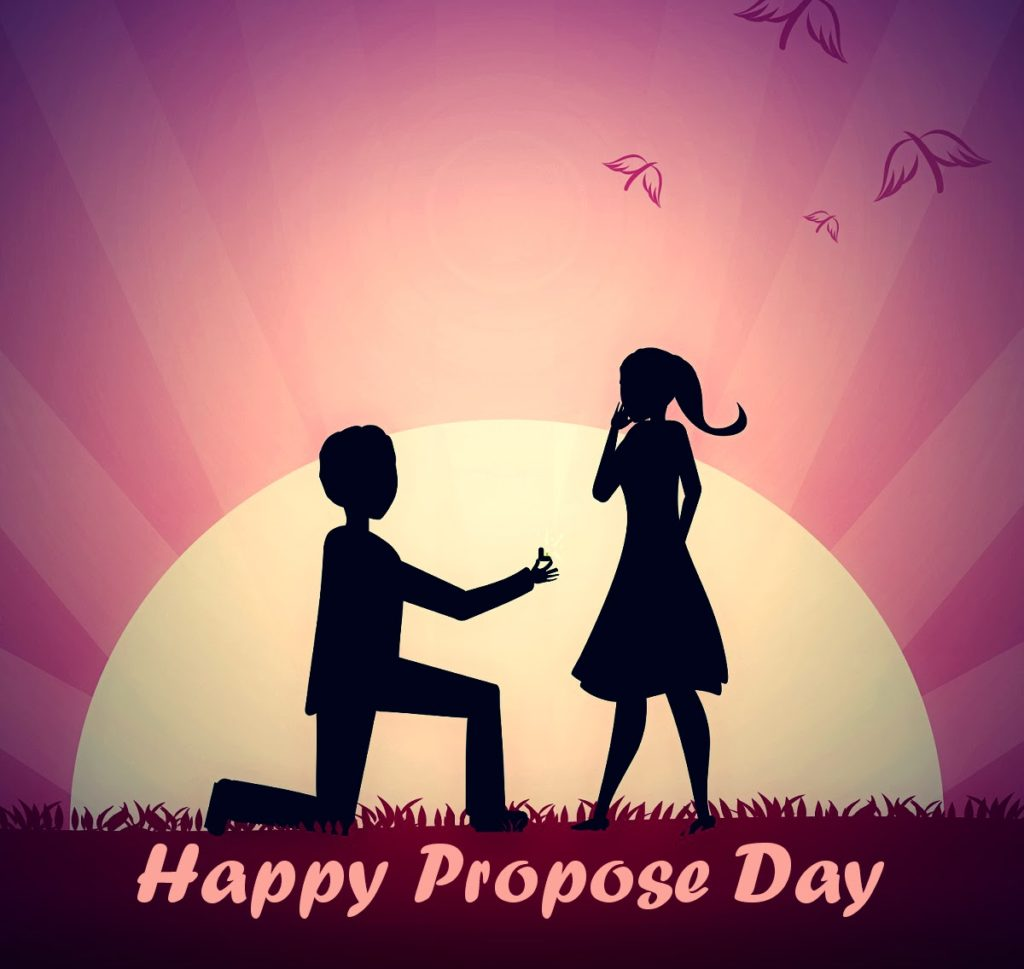Whatsapp Dp For Propose Day 2017 GF & BF