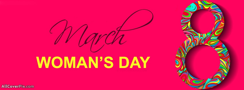 Women's Day 2017 Facebook Cover Photo
