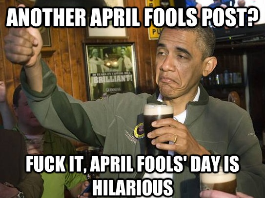 1st April Fool Day 2017 MEME free download