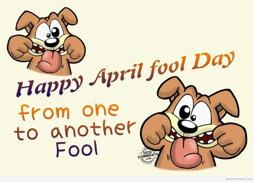 1st April Fool's Day Image download