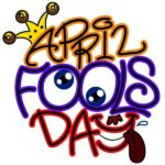 April Fool's Day 2017 Clipart