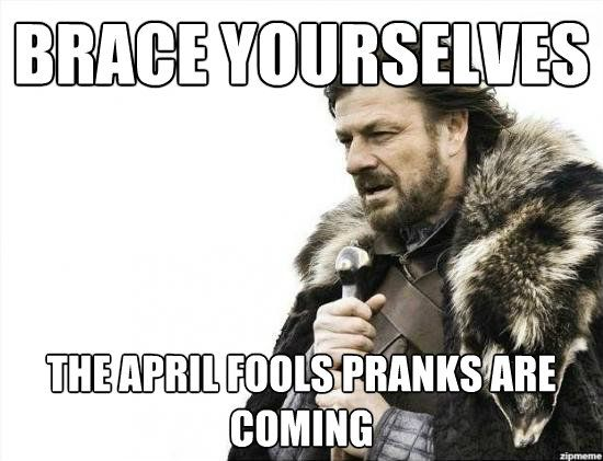 Happy April Fools Day 2017 MEMES For Instagram april fool funny memes for instagram, whatsapp & facebook 2017