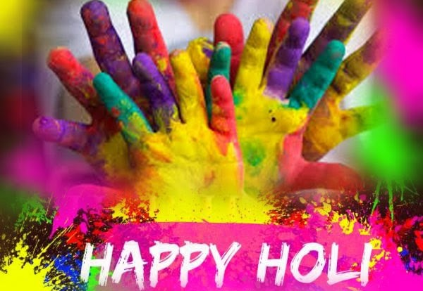 Happy Holi 2017 Images Free Download