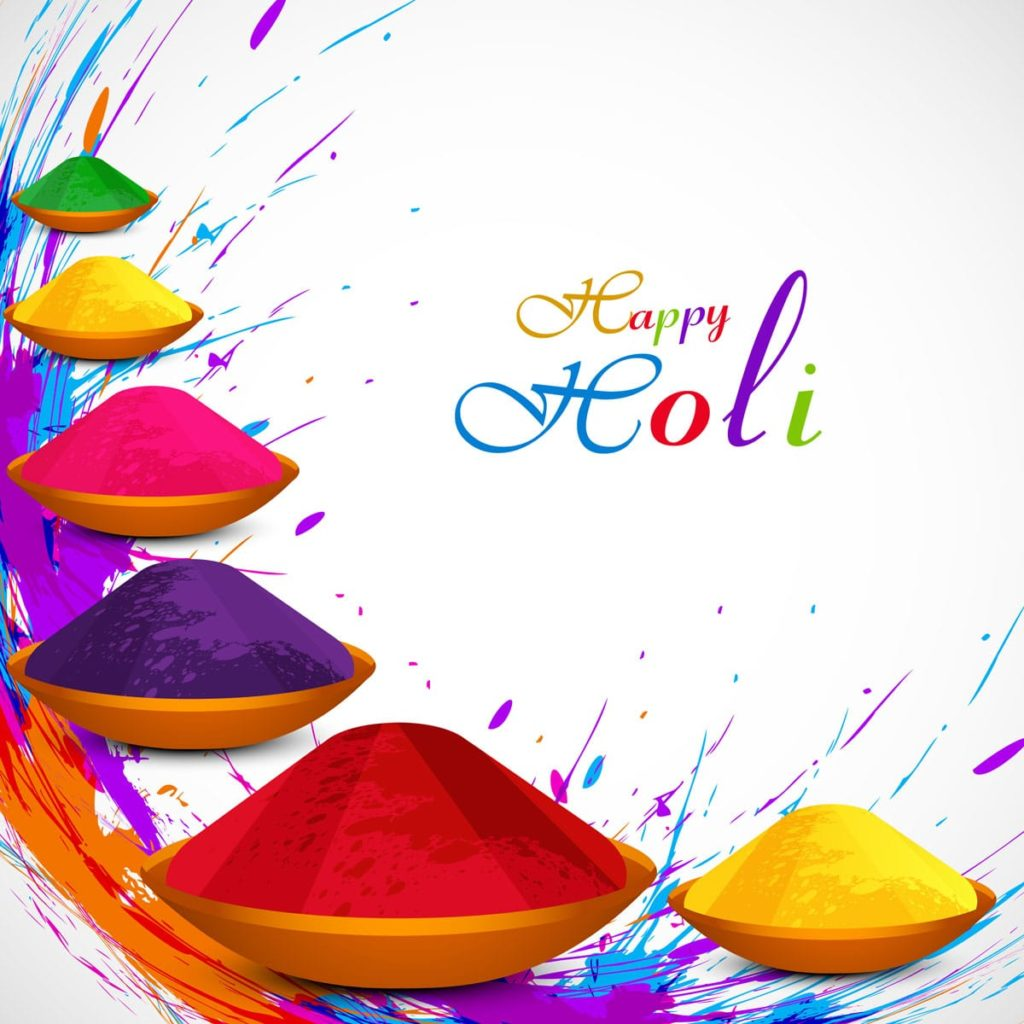 Happy Holi 2017 Whatsapp Profile