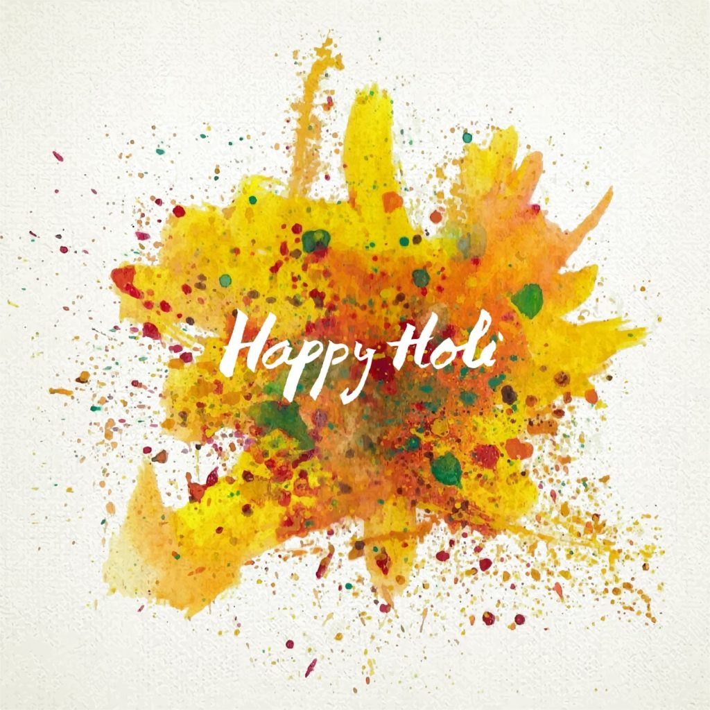 Happy Holi DP For Whatsapp