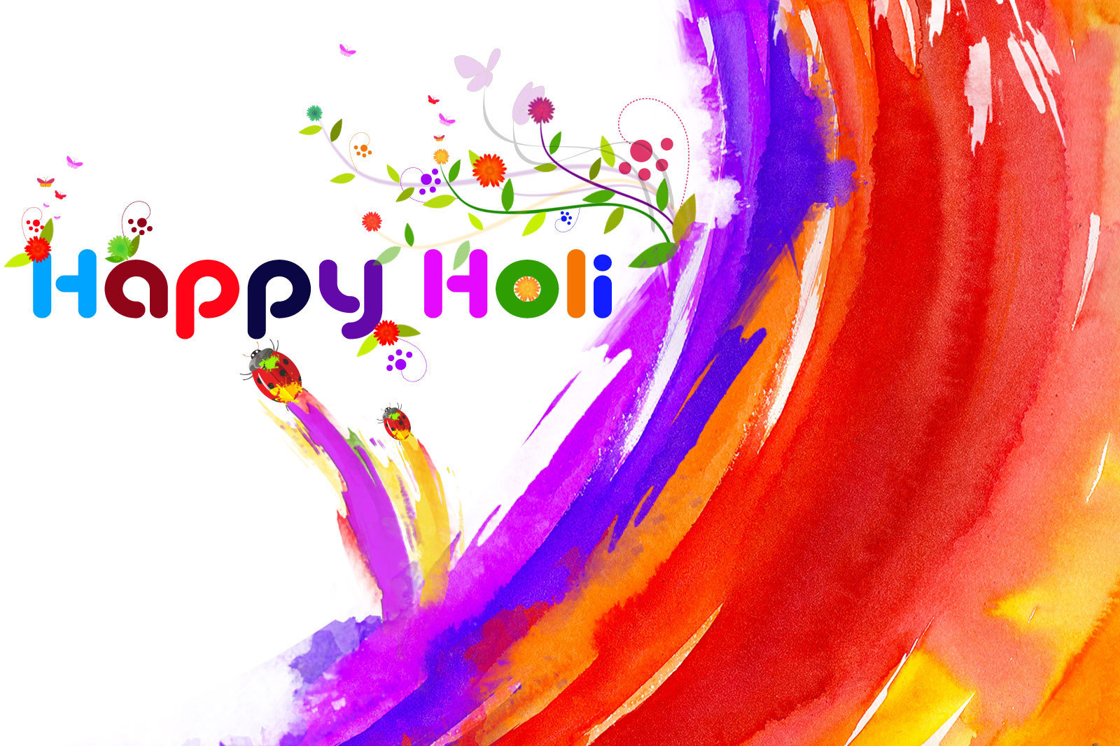 Happy Holi Images And Photos For Whatsapp U0026 Facebook 2017