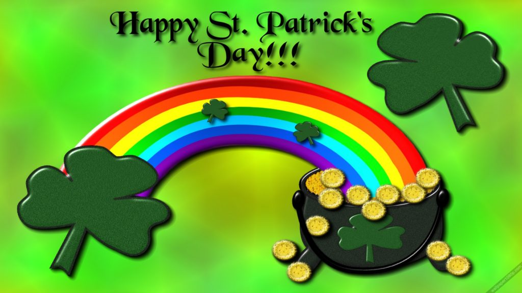 Happy St Patrick's Day 2017 Wallpaper