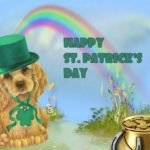 Happy St. Patrick's Day 2017 Greeting Card