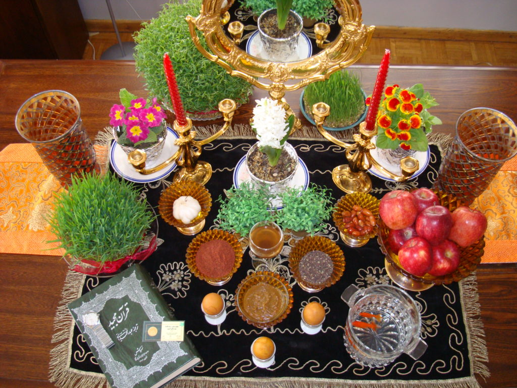 Persian New Year 2017 Image