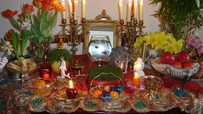 Persian New Year 2017 Images