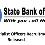 SBI Specialist Officer Recruitment 2017 Released sbi.co.in