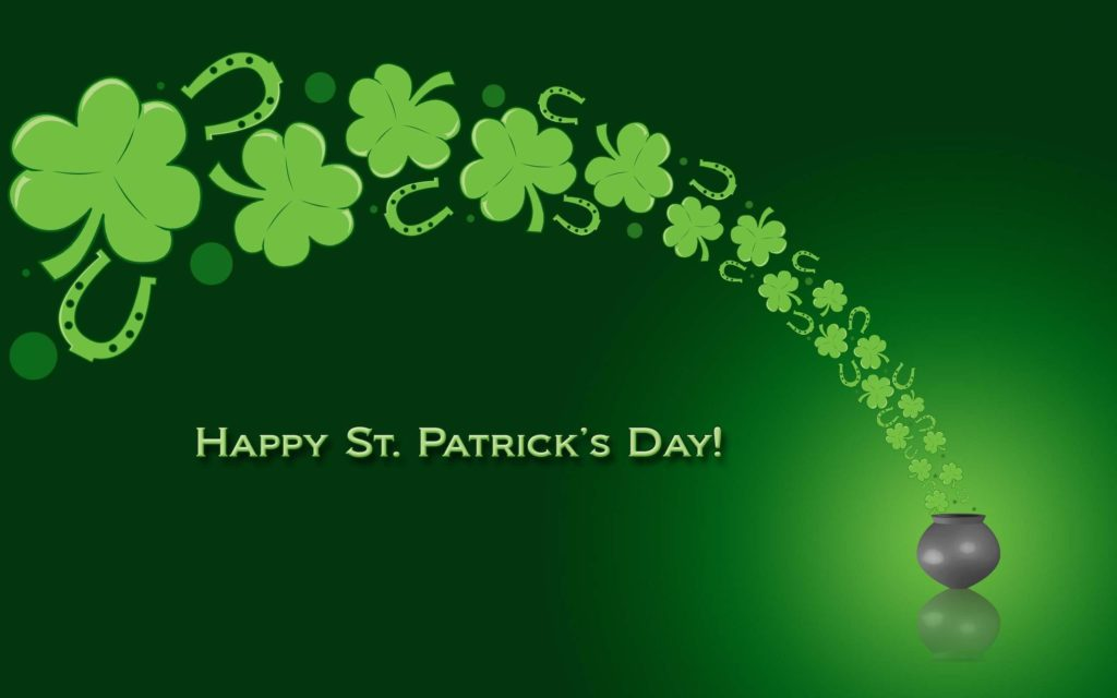 St Patrick's Day 2017 Wallpaper for desktop
