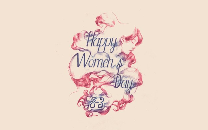 Women's Day 2017 HD Image