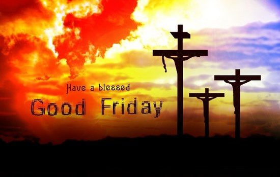 Good Friday 2017 Image for Whatsapp