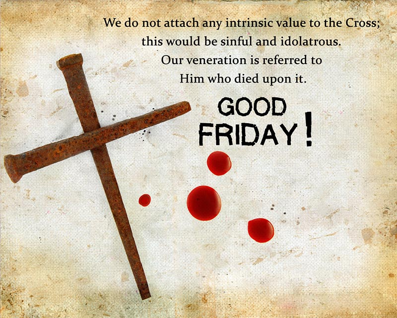 Good Friday 2017 Whatsapp DP