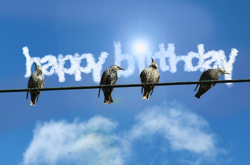 bday cards images online